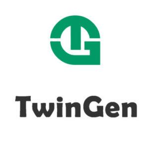 Logo du équipe TwinGen (Défi Hydro-Québec)
